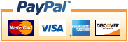 Pay via credit card or PayPal