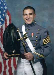 First Lt. Daren Hidalgo